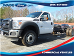 2016 F-550 Regular Cab DRW, Cab Chassis #GED16080 - photo 1