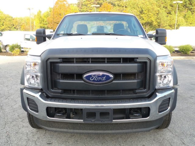 2016 F-550 Regular Cab DRW 4x4, Cab Chassis #GED16081 - photo 8