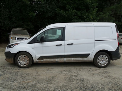 2017 Transit Connect Cargo Van #H1312405 - photo 3