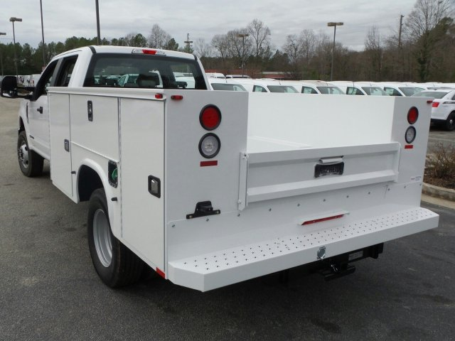 2017 F-350 Crew Cab DRW 4x4, Service Body #HEB81199 - photo 2