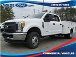 2017 F-350 Crew Cab DRW 4x4, Service Body #HEB81199 - photo 1