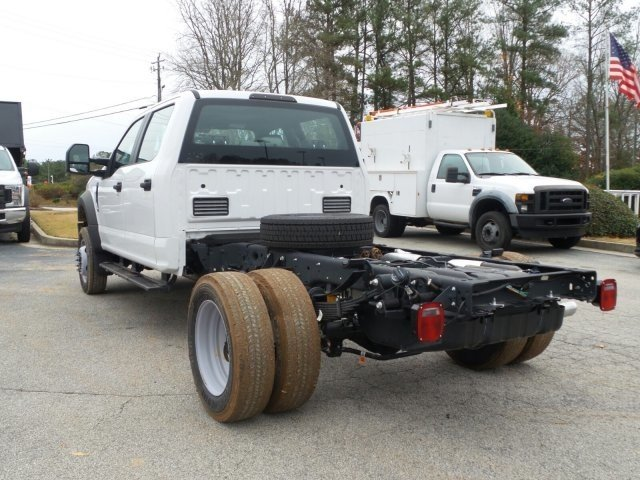 2017 F-550 Crew Cab DRW 4x4,  Cab Chassis #HEE34427 - photo 2