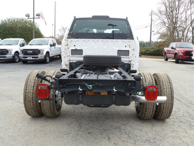 2017 F-550 Crew Cab DRW 4x4 Cab Chassis #HEE34430 - photo 7