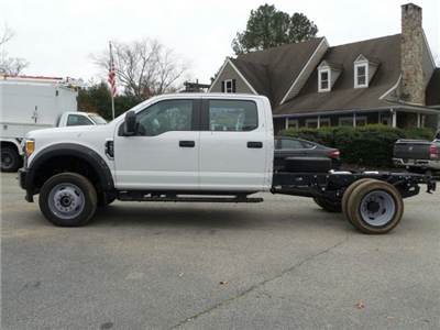 2017 F-550 Crew Cab DRW 4x4 Cab Chassis #HEE34430 - photo 3