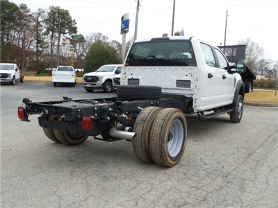 2017 F-550 Crew Cab DRW 4x4 Cab Chassis #HEE34430 - photo 8