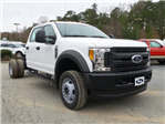 2017 F-550 Crew Cab DRW 4x4 Cab Chassis #HEE34430 - photo 12