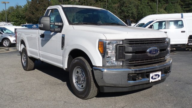 2017 F-250 Regular Cab Pickup #HEE60613 - photo 11