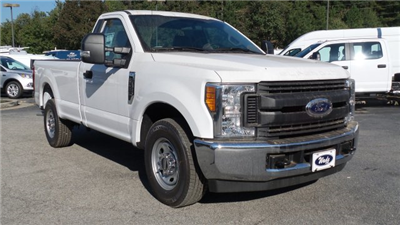 2017 F-250 Regular Cab Pickup #HEE77855 - photo 11