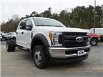 2017 F-550 Crew Cab DRW 4x4 Cab Chassis #HEE86198 - photo 13