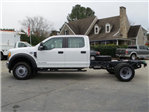 2017 F-550 Crew Cab DRW 4x4 Cab Chassis #HEE86198 - photo 3