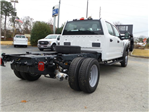 2017 F-550 Crew Cab DRW 4x4 Cab Chassis #HEE86198 - photo 8