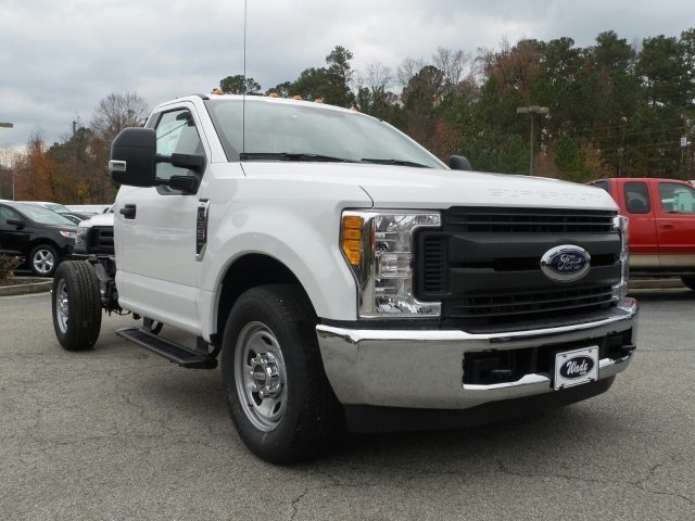 2017 F-350 Regular Cab,  Cab Chassis #HEF05061 - photo 10
