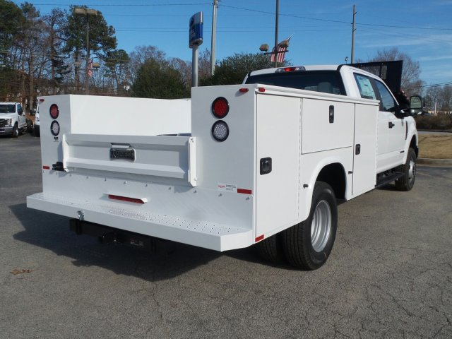 2017 F-350 Crew Cab DRW 4x4, Knapheide Service Body #HEF23517 - photo 3