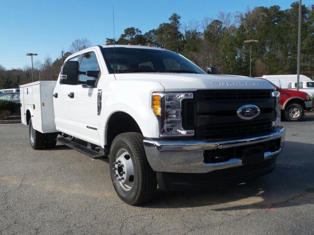 2017 F-350 Crew Cab DRW 4x4, Knapheide Service Body #HEF23517 - photo 15