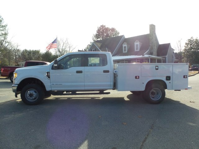2017 F-350 Crew Cab DRW 4x4, Knapheide Service Body #HEF23517 - photo 4