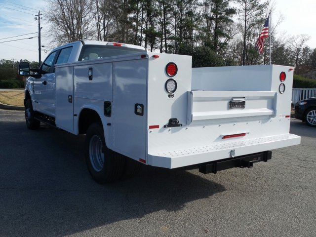 2017 F-350 Crew Cab DRW 4x4, Knapheide Service Body #HEF23517 - photo 2