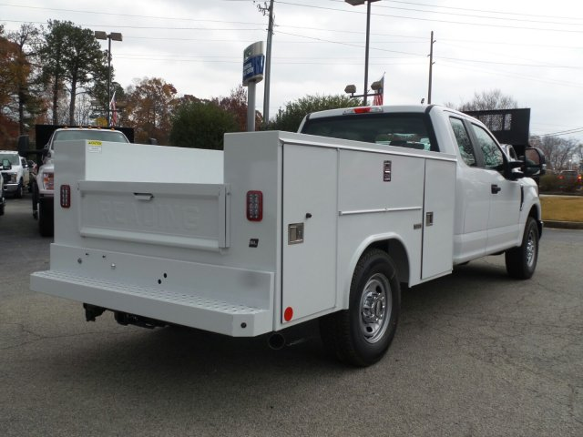 2017 F-250 Super Cab Service Body #HEF40324 - photo 9