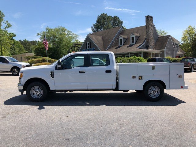 2017 F-250 Crew Cab 4x2,  Reading Service Body #HEF49980 - photo 3