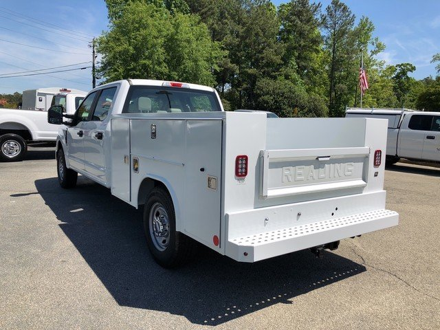 2017 F-250 Crew Cab 4x2,  Reading Service Body #HEF49980 - photo 2