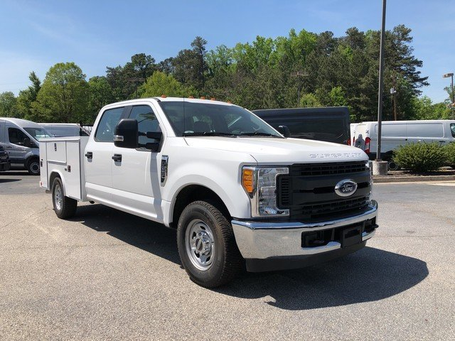 2017 F-250 Crew Cab 4x2,  Reading Service Body #HEF49980 - photo 12