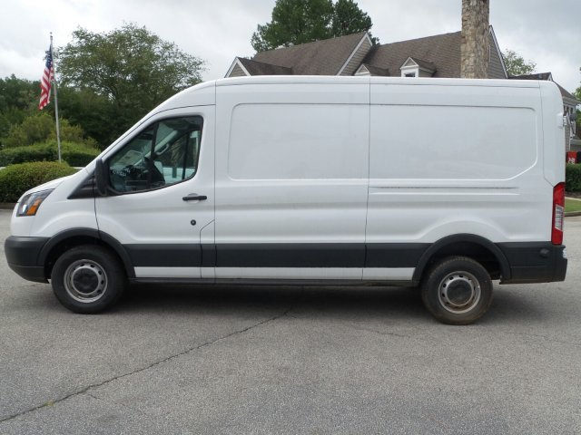 2017 Transit 250 Medium Roof, Cargo Van #HKA24644 - photo 3
