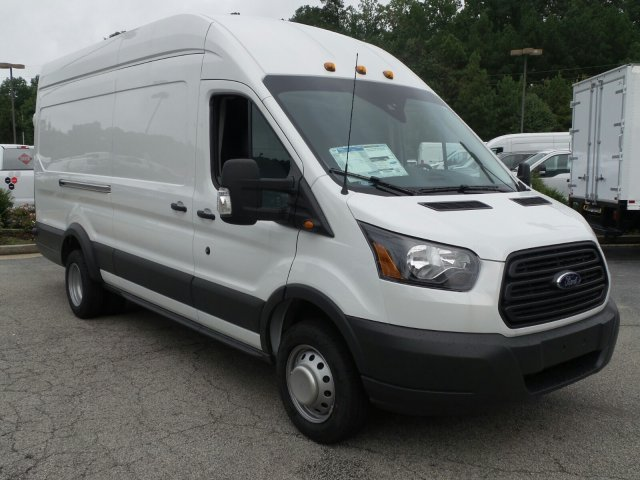 2017 Transit 350 HD High Roof DRW, Cargo Van #HKB20071 - photo 14