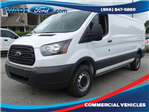 2017 Transit 250 Low Roof, Cargo Van #HKB27154 - photo 1