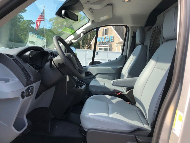 2017 Transit 150 Low Roof 4x2,  Empty Cargo Van #HKB57931 - photo 4