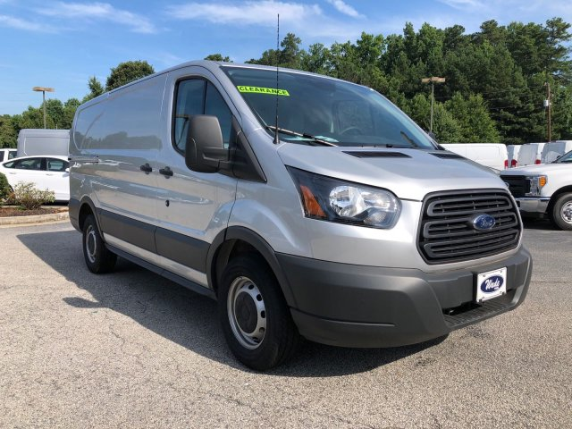 2017 Transit 150 Low Roof 4x2,  Empty Cargo Van #HKB57931 - photo 12