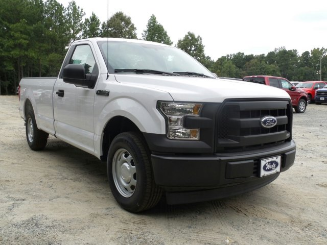 2017 F-150 Regular Cab Pickup #HKD27264 - photo 11