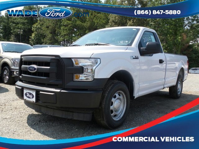 2017 F-150 Regular Cab, Pickup #HKE03459 - photo 1