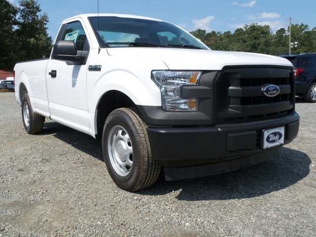 2017 F-150 Regular Cab, Pickup #HKE03459 - photo 11