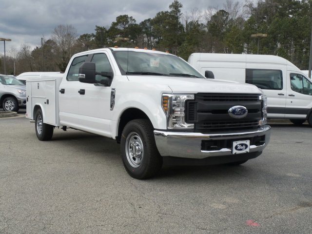 2018 F-250 Crew Cab, Service Body #JEB13479 - photo 13