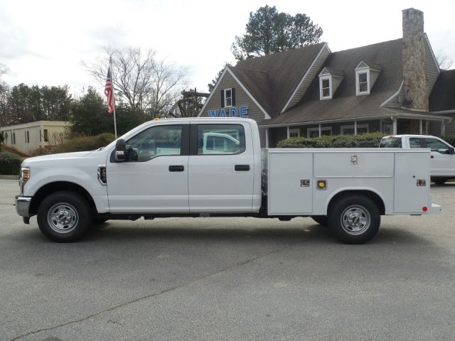 2018 F-250 Crew Cab, Service Body #JEB13479 - photo 3
