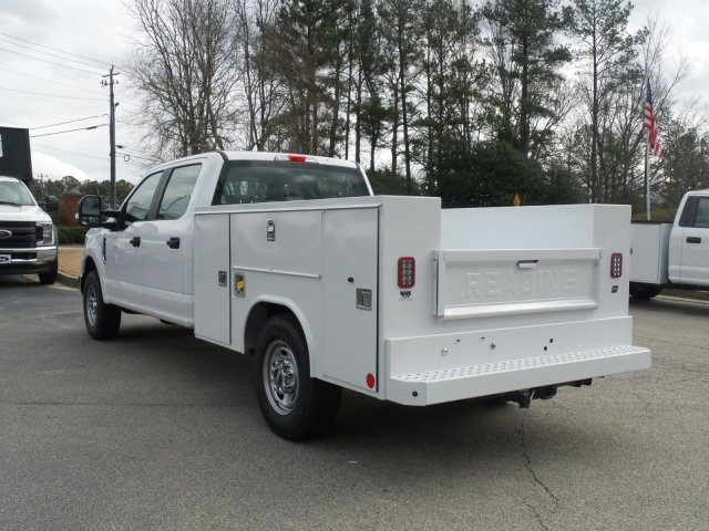 2018 F-250 Crew Cab, Service Body #JEB13479 - photo 2