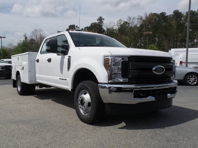 2018 F-350 Crew Cab DRW 4x4, Reading Service Body #JEB98806 - photo 14