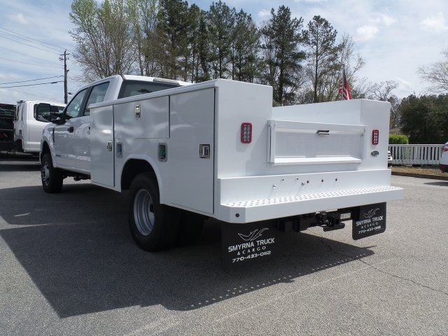 2018 F-350 Crew Cab DRW 4x4, Reading Service Body #JEB98806 - photo 2
