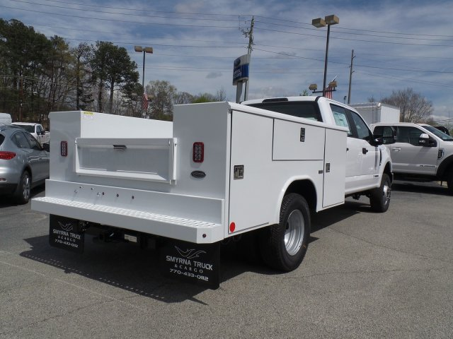 2018 F-350 Crew Cab DRW 4x4, Reading Service Body #JEB98806 - photo 9
