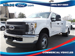 2018 F-350 Crew Cab DRW 4x4, Reading Service Body #JEB98806 - photo 1