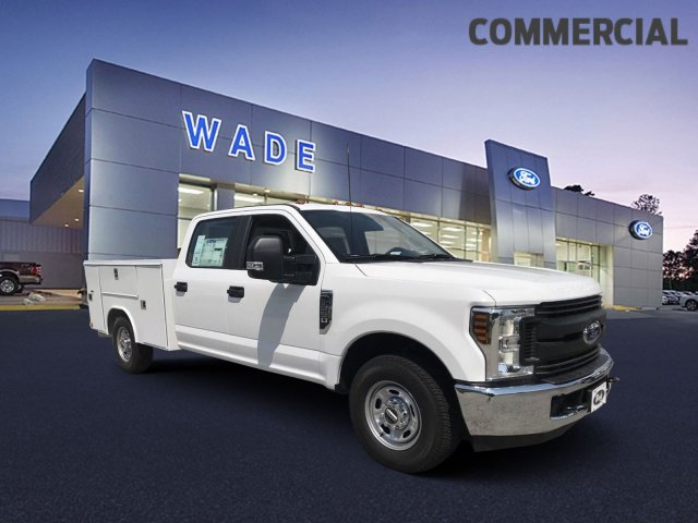 2018 F-250 Crew Cab 4x2,  Reading SL Service Body #JEC95138 - photo 1