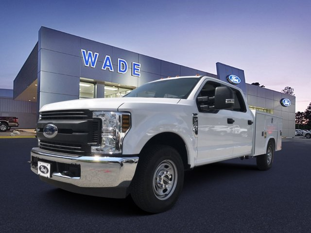 2018 F-250 Crew Cab 4x2,  Reading SL Service Body #JEC95138 - photo 4