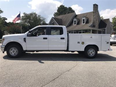 2018 F-250 Crew Cab 4x2,  Reading SL Service Body #JEC95138 - photo 6