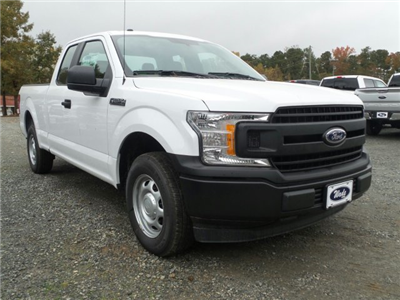 2018 F-150 Super Cab Pickup #JFA26285 - photo 11