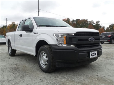 2018 F-150 Super Cab Pickup #JFA46296 - photo 11