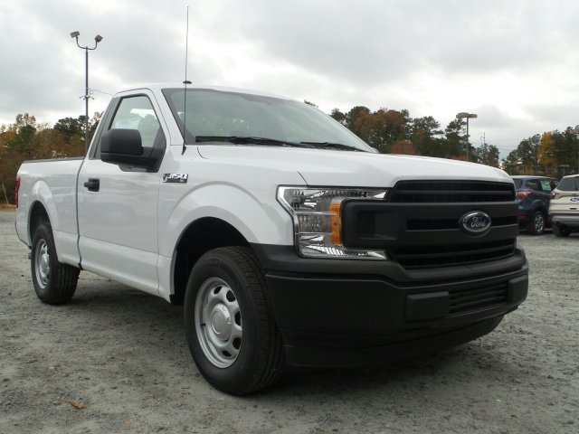 2018 F-150 Regular Cab Pickup #JFA55083 - photo 11