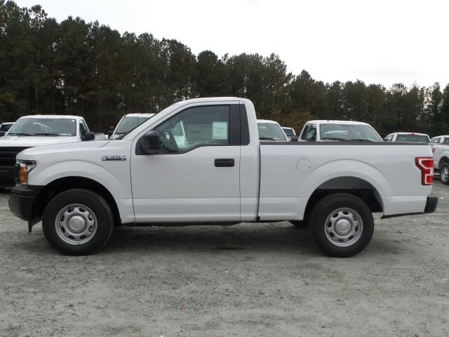 2018 F-150 Regular Cab Pickup #JFA55083 - photo 3