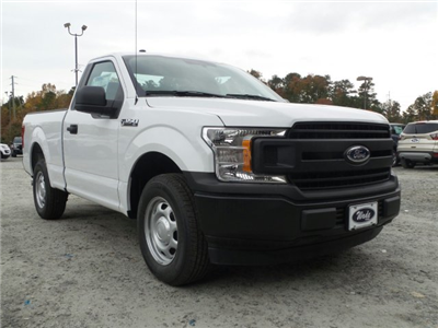 2018 F-150 Regular Cab Pickup #JFA55084 - photo 11