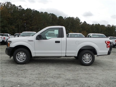2018 F-150 Regular Cab, Pickup #JFA55084 - photo 3
