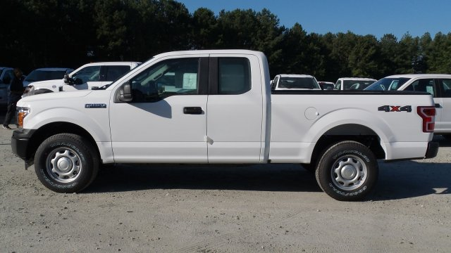 2018 F-150 Super Cab 4x4 Pickup #JFA64718 - photo 3