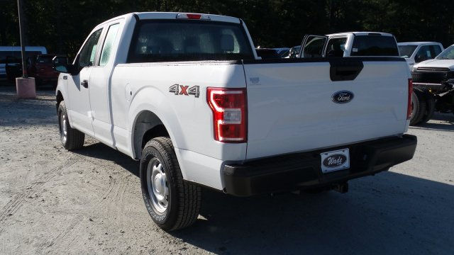 2018 F-150 Super Cab 4x4 Pickup #JFA64722 - photo 2